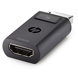 HP ADAPTER DISPLAYPORT TO HDMI 1.4